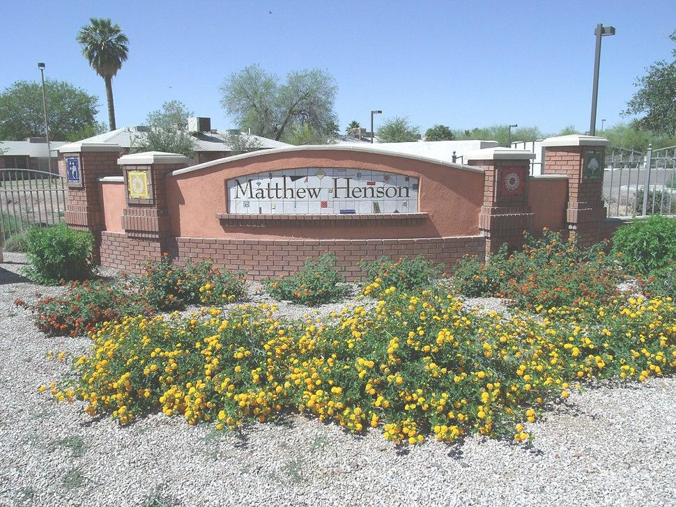Phoenix-Matthew Henson Public Housing Project-1940