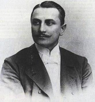 Luděk Marold - Luděk Marold. (date unknown)