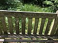 Photograph of a bench (OpenBenches 581).jpg