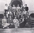 Photograph of the Student Music Guild from the 1951 Tomokan.jpg
