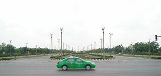 Utthayan Road