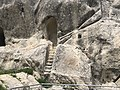 Piano chiuso al pubblico del castello di Pietrapertosa 2.jpg
