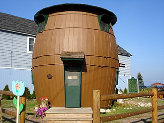 Pickle Barrel House - Pickle Barrel House in 2008.