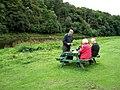 Picnic At Glenmayne - geograph.org.uk - 1440601.jpg