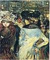 Pierre Bonnard, 1905 - Deux élégantes Place de Clichy.jpg