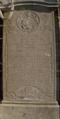 Pierre tombale de Marie Thérèse Victoire Tacquenier.png