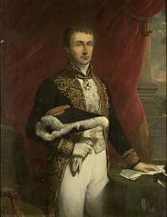 Pieter Merkus (1787-1844). Gouverneur-generaal (1841-44)