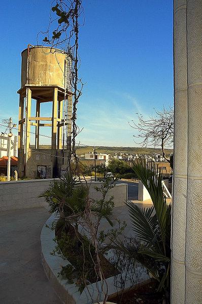 מגדל המים בטייבה