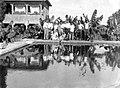 PikiWiki Israel 2394 Kibutz Gan-Shmuel sk20- 92 גן-שמואל-הבריכה ובית הראשונים 1920-5.jpg
