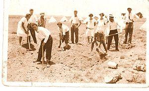 Third Aliyah - Third Aliyah pioneers, 1921