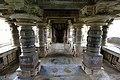 Pillars in Bucheshwara temple,Koravangala,Hassan,Karnataka,India.jpg
