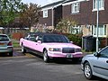 Pink stretch limo - geograph.org.uk - 774809.jpg