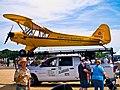Piper Cub on truck (4593977586).jpg