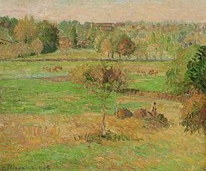 Autumn at Éragny