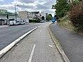 Piste cyclable Avenue Jean Jaurès Joinville Pont 1.jpg