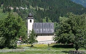 Ilanz/Glion - Image: Pitasch Kirche