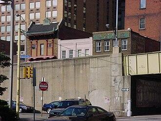 Chinatown (Pittsburgh) - Image: Pittsburghchinatown