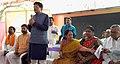Piyush Goyal addressing at the inauguration of the 'MODI FEST' (Making of Developed India Festival), in Tirupati, Andhra Pradesh.jpg