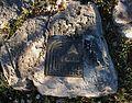 Placa de la Ruta dels Monestirs a Llutxent.JPG