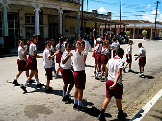 Placetas - OPJM pioneers in town center
