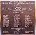 Plaque for 1952 GT Football National Championship (adjusted).jpg