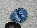 Plaque on a Ballycastle house - geograph.org.uk - 860090.jpg
