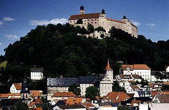 Principality of Bayreuth - Plassenburg in Kulmbach