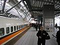 Platform 1B, THSR Taichung Station 20070105.jpg