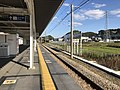 Platform of Susenji Station 5.jpg