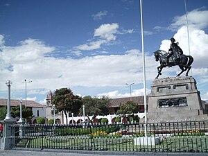Plaza de Armas - Ayacucho