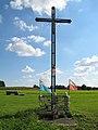 Podlaskie - Korycin - Laskowszczyzna - S - DW671 - Krzyż - v-S.jpg