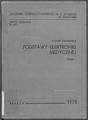 Podstawy elektroniki medycznej Część I.pdf