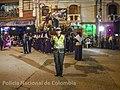 Policía brindando seguridad en la Semana Santa en Pamplona, Norte de Santander (13896300613).jpg