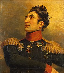 Portrait of Boris V. Poluektov (1779-1843)