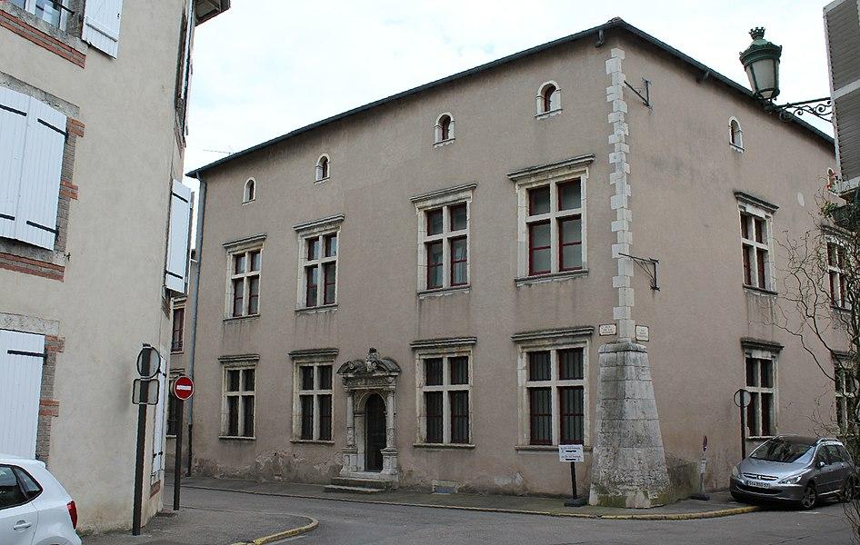 Pont-à-Mousson, the museum