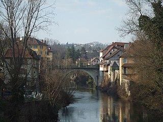 Le Pont-de-Beauvoisin, Savoie Commune in Auvergne-Rhône-Alpes, France