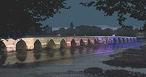 Le pont de nuit