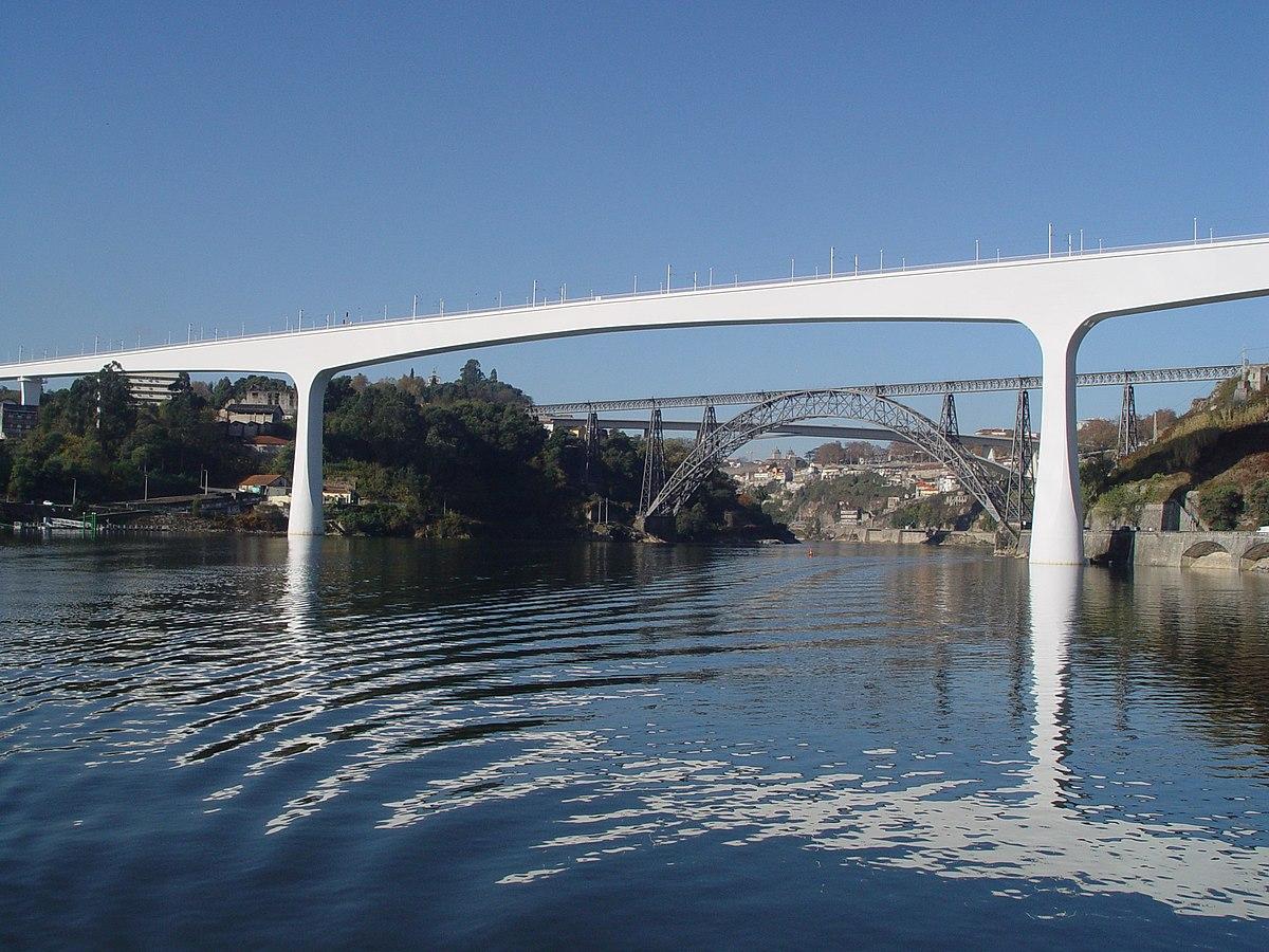 Ponte de s o jo o wikip dia a enciclop dia livre for Portico e design del ponte