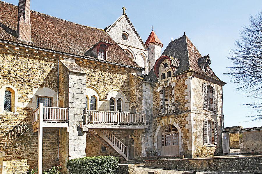 Dépendances de l'abbaye de Pontigny