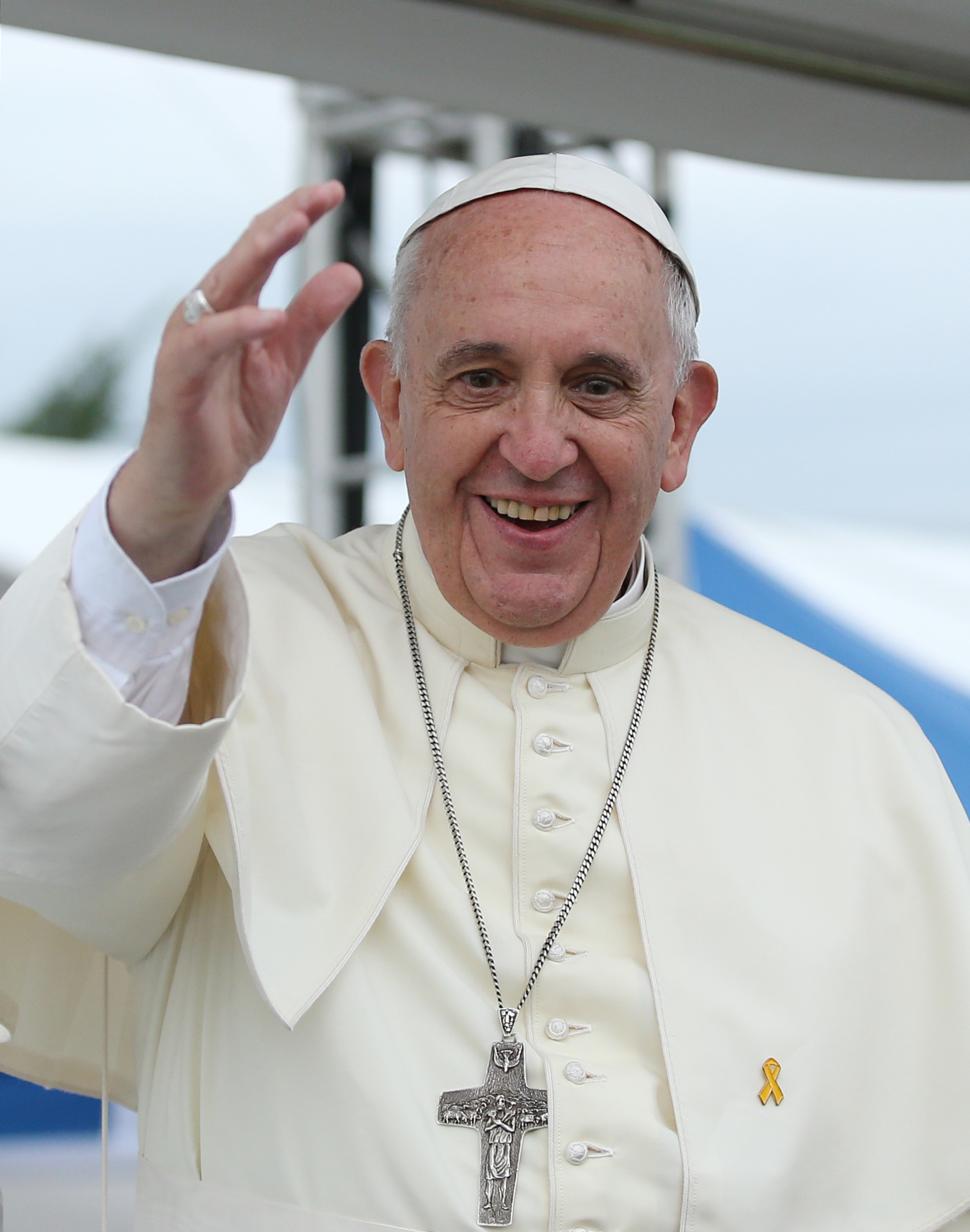 Pope Francis South Korea 2014