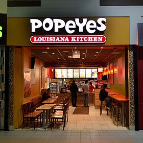 Popeyes Kitchen Menu