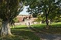 Porche du manoir de Querville (Prêtreville, Calvados, France).jpg