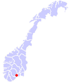 Porsgrunn location.png