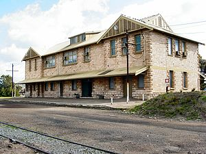 Port Lincoln - Railway Station