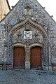 Portail de l'église Saint-Golven (Taupon, Morbihan, France).jpg