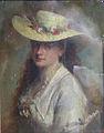 Portrait de femme2 - Charles Louis Gratia.JPG