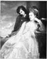 Portrait of Jane, Duchess of Gordon, and Her Son, the Marquess of Huntley, by Cole After Romney.png