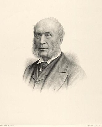 Warington Wilkinson Smyth - Portrait of Sir Warington Wilkinson Smyth