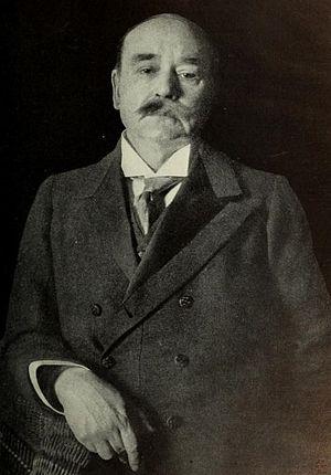 William Hurrell Mallock - Mallock later in life.