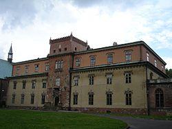 Potockis castle in Zator.jpg